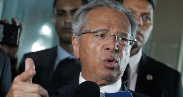 Paulo Guedes Ministério da Economia