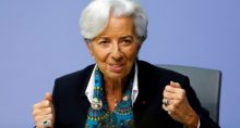 BCE Banco Central Europeu Christine Lagarde