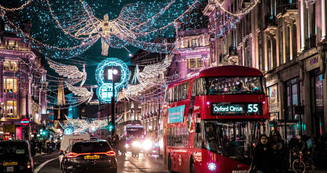 Londres Reino Unido Europa Turismo