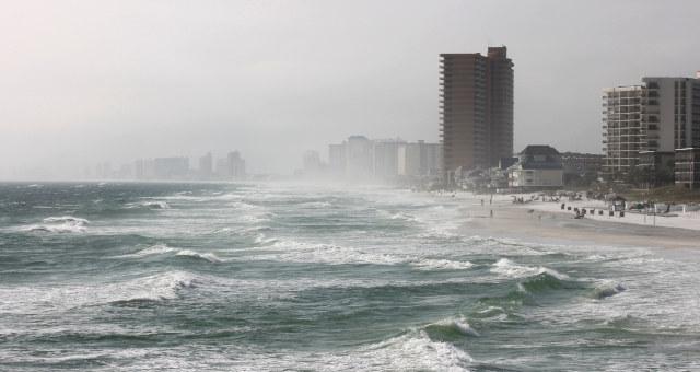 Tufão Furação Mudança Climática Meio Ambiente