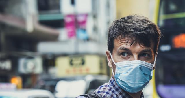 Coronavírus Máscaras