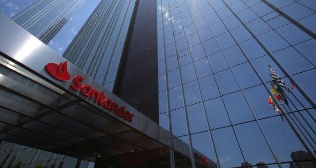 SANB3 Santander Bancos