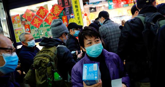 China Coronavírus Saúde Ásia