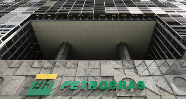 PETR3 PETR4 Petrobras