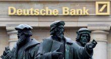 Deutsche Bank Bancos