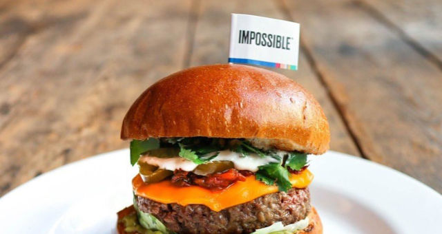 Impossible Foods Setor Alimentício Hambúrgueres Empresas