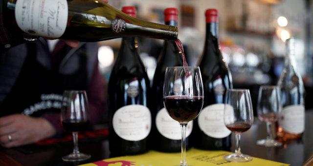 Bebidas Vinhos