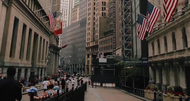 EUA Wall Street Mercados