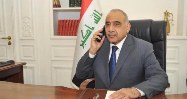Iraque Primeiro-ministro Adel Abdel Mahdi