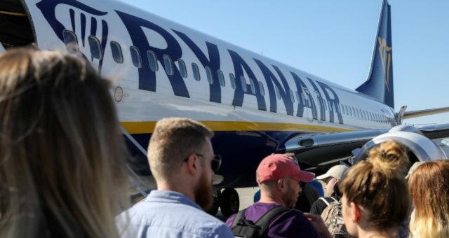 Ryanair Setor Aéreo Empresas