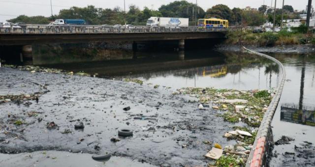 Poluição Meio Ambiente