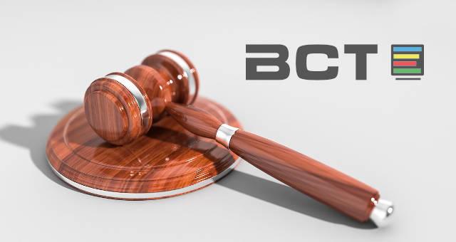 bct blockchain terminal justiça sec
