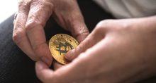bitcoin mão