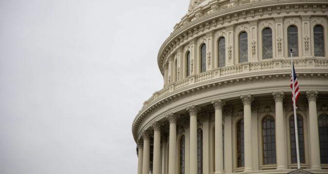 Capitol Hill Senado americano