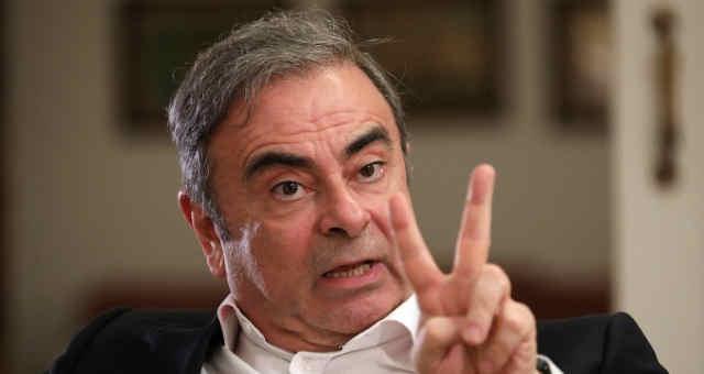 Carlos Goshn, ex-presidente da Renault Nissan