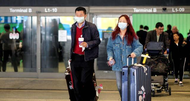 Coronavírus China Saúde
