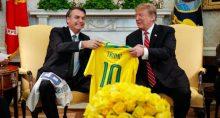 Donald Trump-Bolsonaro