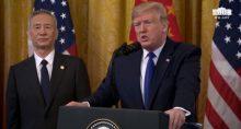 Donald Trump e Leu Hi