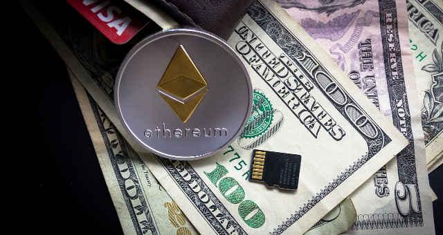 ethereum dólar cartão de crédito sd
