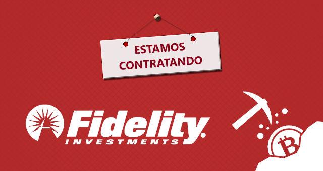 fidelity bitcoin anúncio de vaga