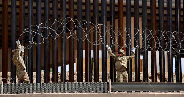 Fronteira EUA México