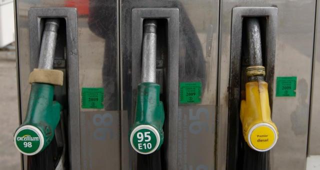 Bomba de combustível Gasolina