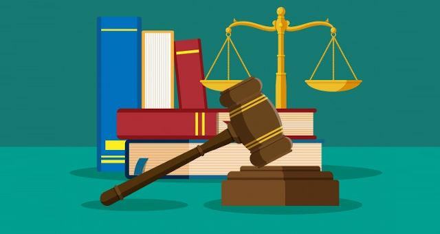 justiça lei balança livros