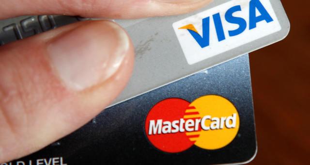 Mastercard Visa Cartão de Crédito