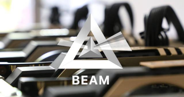mineração beam