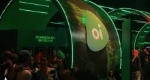 Estande da Oi OIBR3 na GameXP 2018