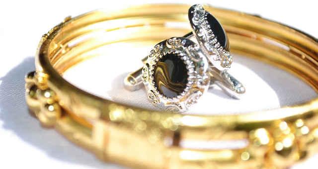 ouro prata joias