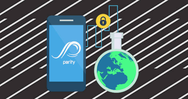 parity technologies sincronização