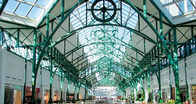 Praia de Belas Shopping Center, em Porto Alegre, Rio Grande do Sul