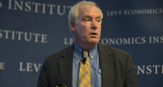 Presidente do Federal Reserve de Boston, Eric Rosengren