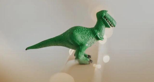 rex dinosauro toy story deutsche bank