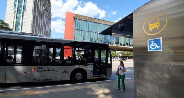 São Paulo Transportes Ônibus
