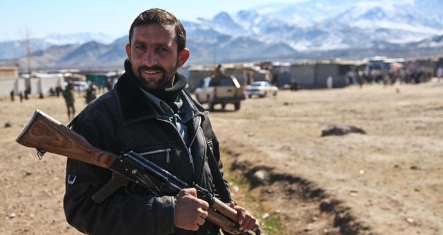 Soldado Irã Iraque Oriente Médio Guerra