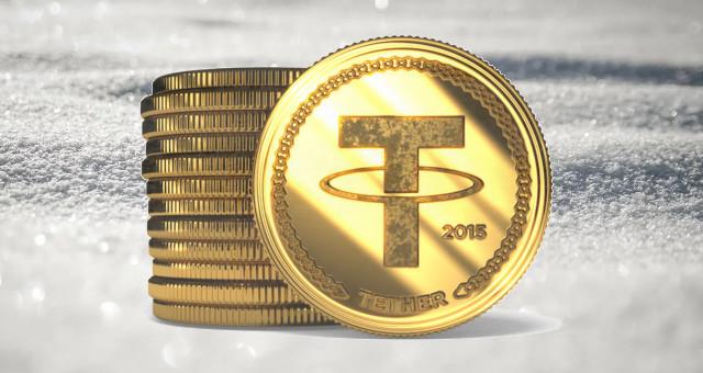tether usdt moeda ouro