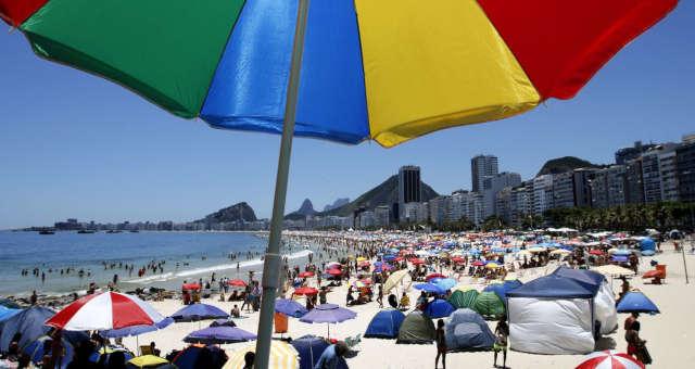 Turismo Praia Rio de Janeiro