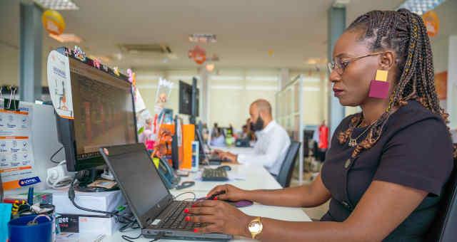 Unitel, operadora de Angola que pertence à OI OIBR3