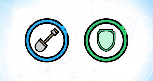 utility vs security token