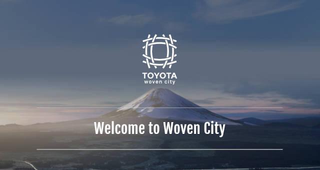 woven city toyota