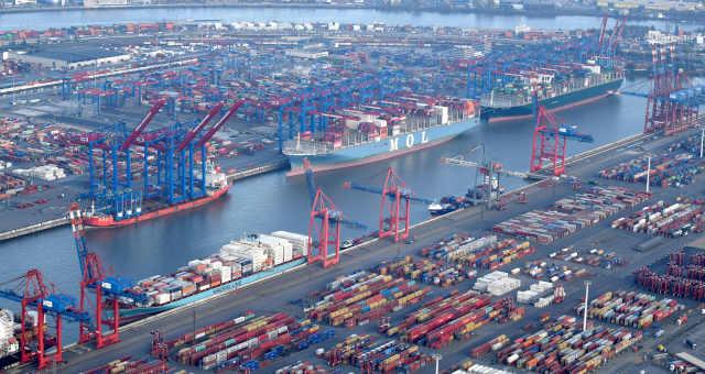 Comércio Exportação Alemanha
