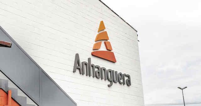 Campus da Anhanguera em Campinas, controlada pela Cogna