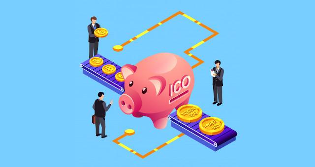 ico investimento token
