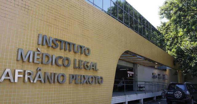 IML Instituto Médico Legal