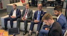 nasdaq market technology Carlos Patiño, Lars-Göran Larsson, Fredrik Sjöblom