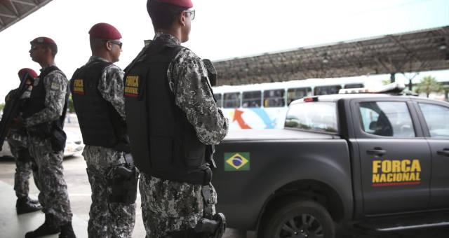 Resultado de imagem para Força Nacional vai ficar mais 90 dias em terra indígena no Maranhão