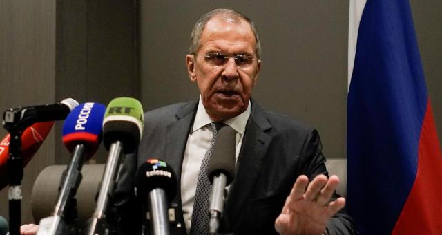 Sergei Lavrov,