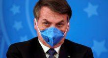 Jair Bolsonaro Máscaras Coronavírus